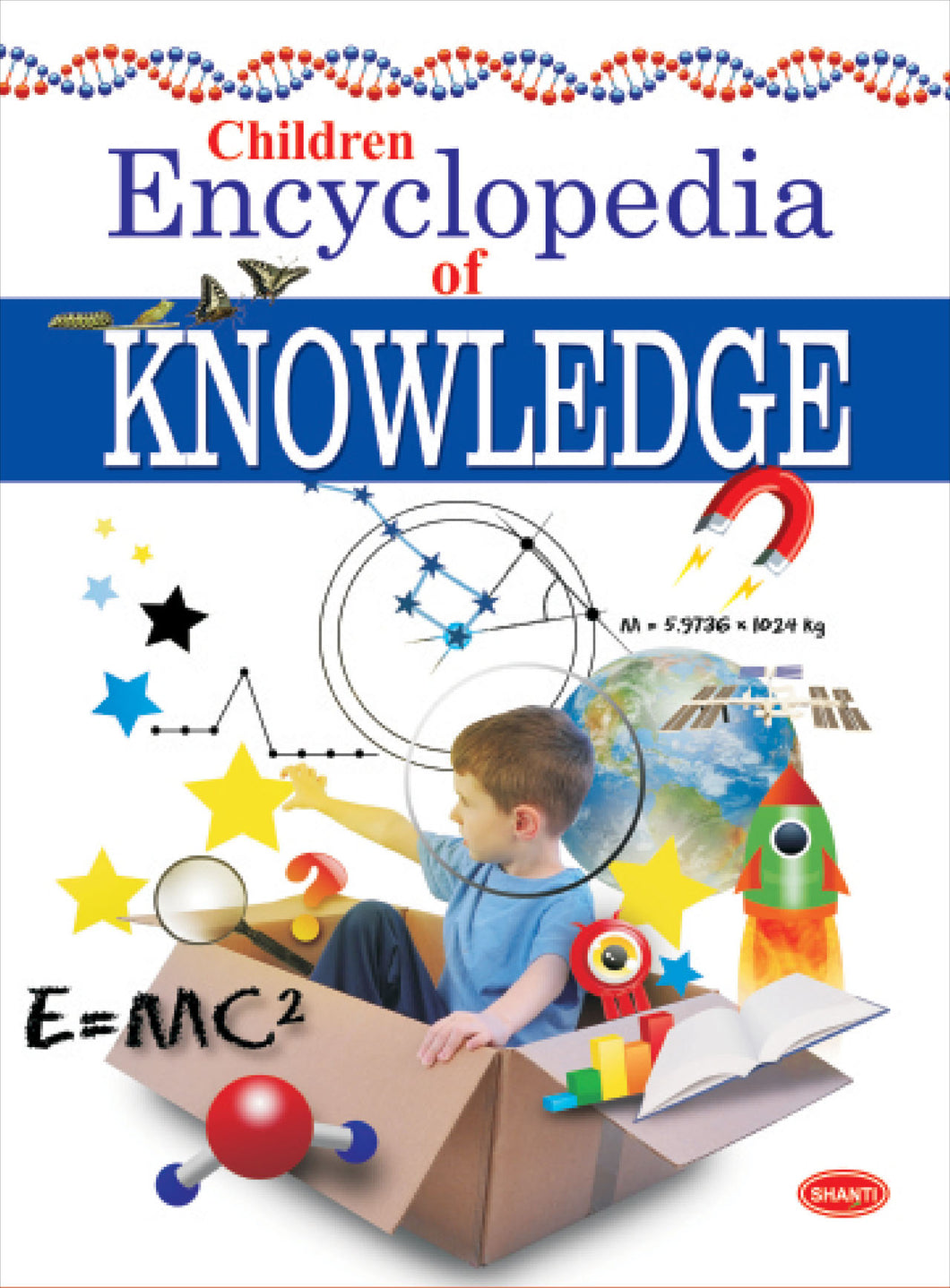 encyclopedia for kids-Children Encyclopedia of Knowledge_Blue