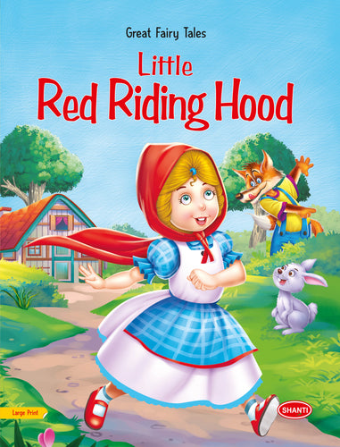 Fairy Tales for Kids-Great Fairy Tales - Little Red Riding Hood