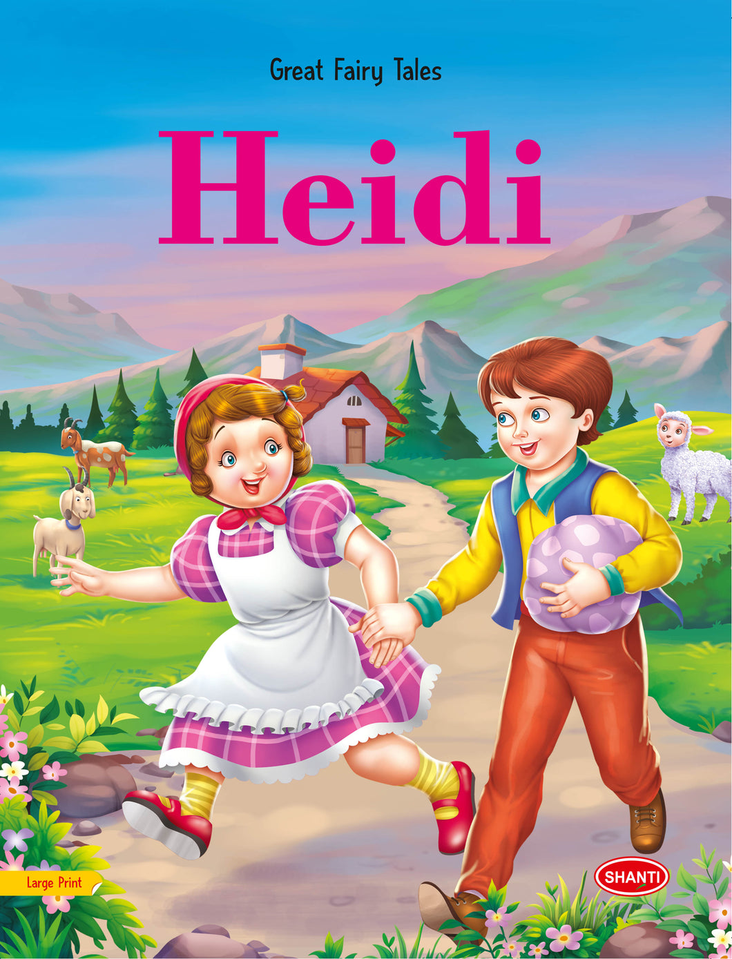 Fairy Tales for Kids-Great Fairy Tales - Heidi