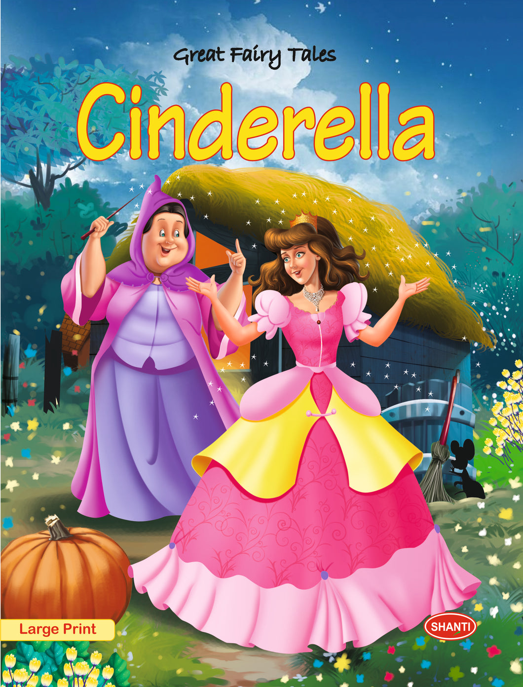 Fairy Tales for Kids-Great Fairy Tales - Cinderella
