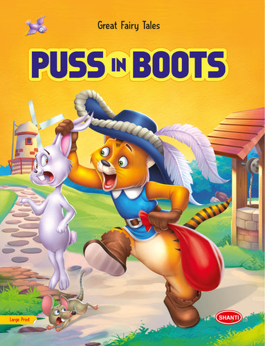 Fairy Tales for Kids-Great Fairy Tales - Puss in Boots