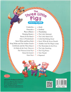 Fairy Tales for Kids-Great Fairy Tales - The Three Little Pigs