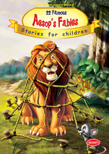 Story Books for Kids-22 Famous AESOP's Fables (English)-2