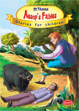 Story Books for Kids-22 Famous AESOP's Fables (English)-4