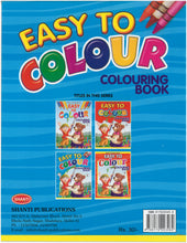 Colouring Book for Kids - Easy to Colour - Colouring Book - 3