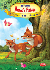 Story Books for Kids-22 Famous AESOP's Fables (English)-1