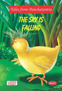 panchatantra story books-Tales from Panchtantra - The Sky is Falling (English)