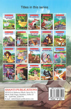 panchatantra story books-Tales from Panchtantra - The Clever Crab (English)