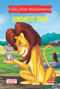 Panchatantra story books-Tales from Panchatantra - Kindness Pays (English)
