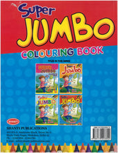 Colouring Book for Kids - Super Jumbo Colouring Book - 4