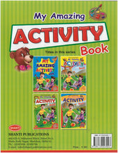 Activity Book for Kids - My My Super Activity Book
