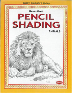 Pencil Shading Book - Know about Pencil Shading (Animals)