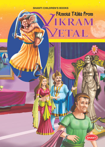 Stories for Children-Famous Tales from Vikram-Vetal (English)-2