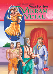 Stories for Children-Famous Tales from Vikram-Vetal (English)-3