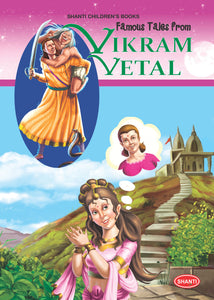 Stories for Children-Famous Tales from Vikram-Vetal (English)-5
