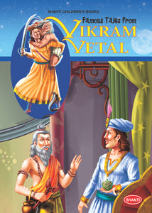 Stories for Children-Famous Tales from Vikram-Vetal (English)-6
