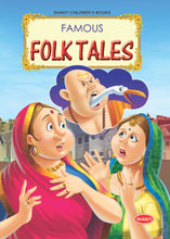 Story Book for Kids-Famous Folk Tales (English)-4