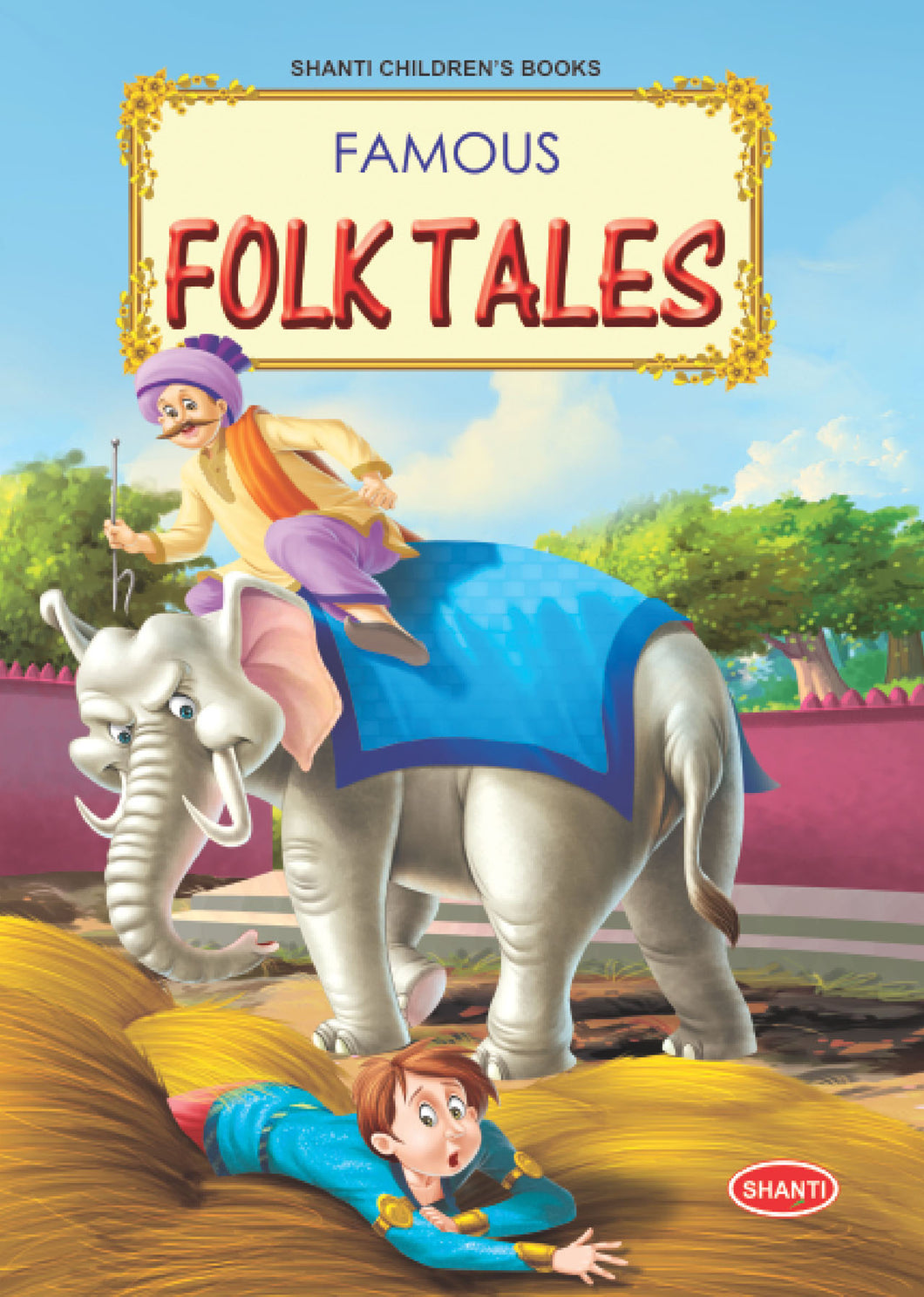 Story Book for Kids-Famous Folk Tales (English)-5