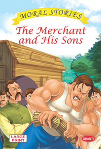 Moral stories for children-Moral Stories (English) - The Merchant and His Sons