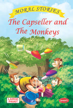 Moral stories for children-Moral Stories (English) - The Capseller and The Monkeys
