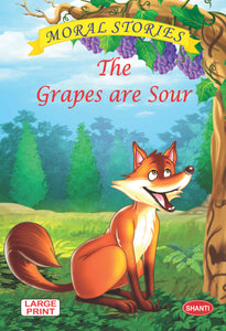 Moral stories for children-Moral Stories (English) -  The Grapes are Sour