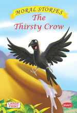 Moral stories for children-Moral Stories (English) - The Thirsty Crow