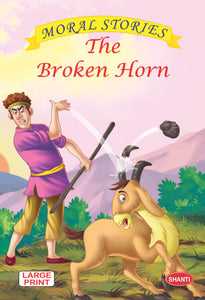 Moral stories for children-Moral Stories (English) -  The Broken Horn