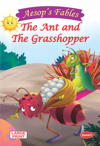 Aesop Fables for children-Aesop Fables (English) - The Ant and the Grasshopper