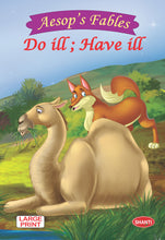 Aesop Fables for children-Aesop Fables (English) - Do ill, Have ill