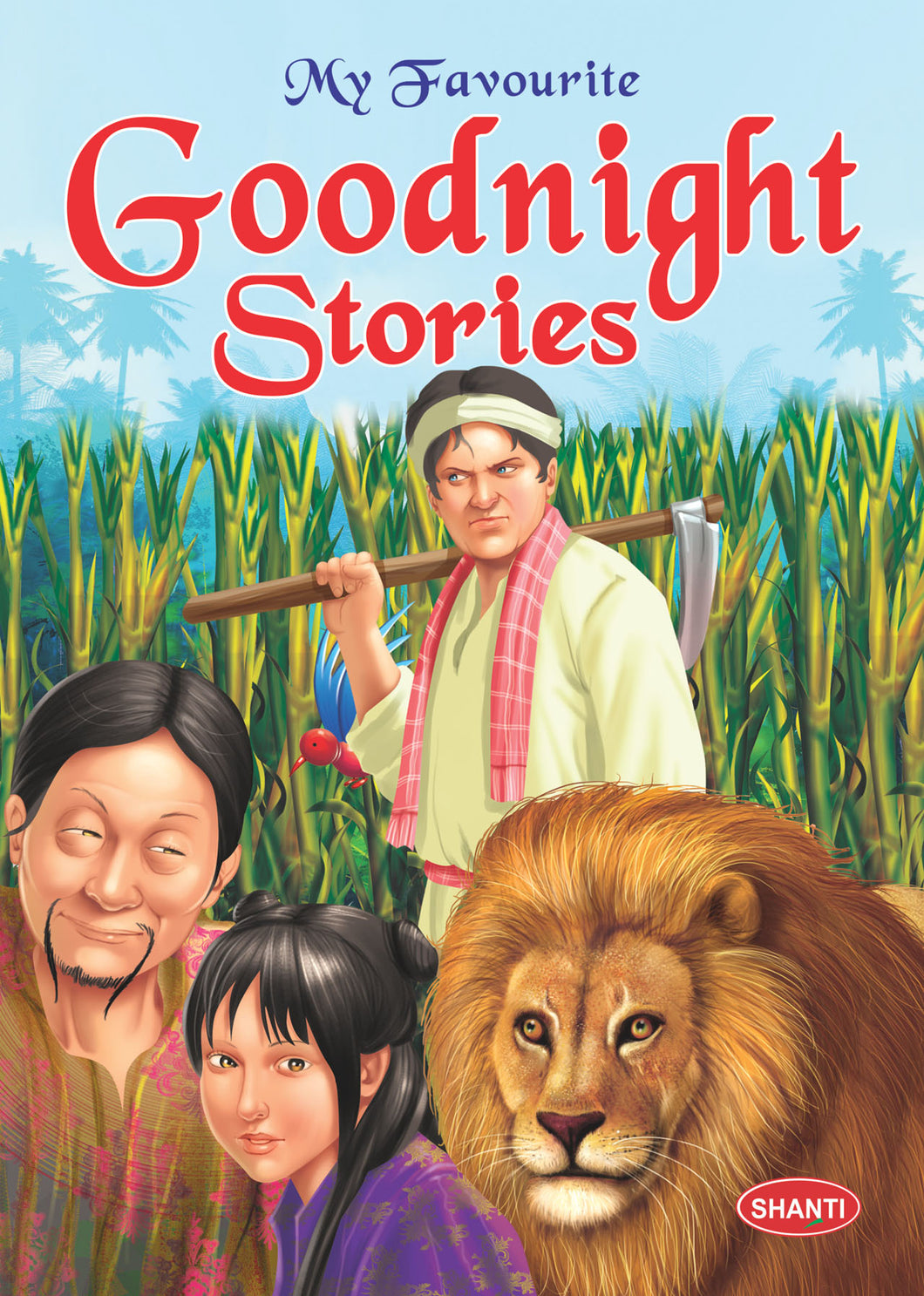 Story Book for Kids-My Favorite Goodnight Stories (English)-1