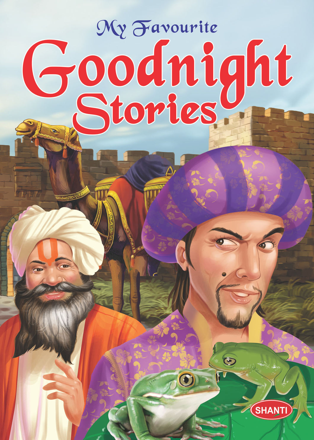 Story Book for Kids-My Favorite Goodnight Stories (English)-2