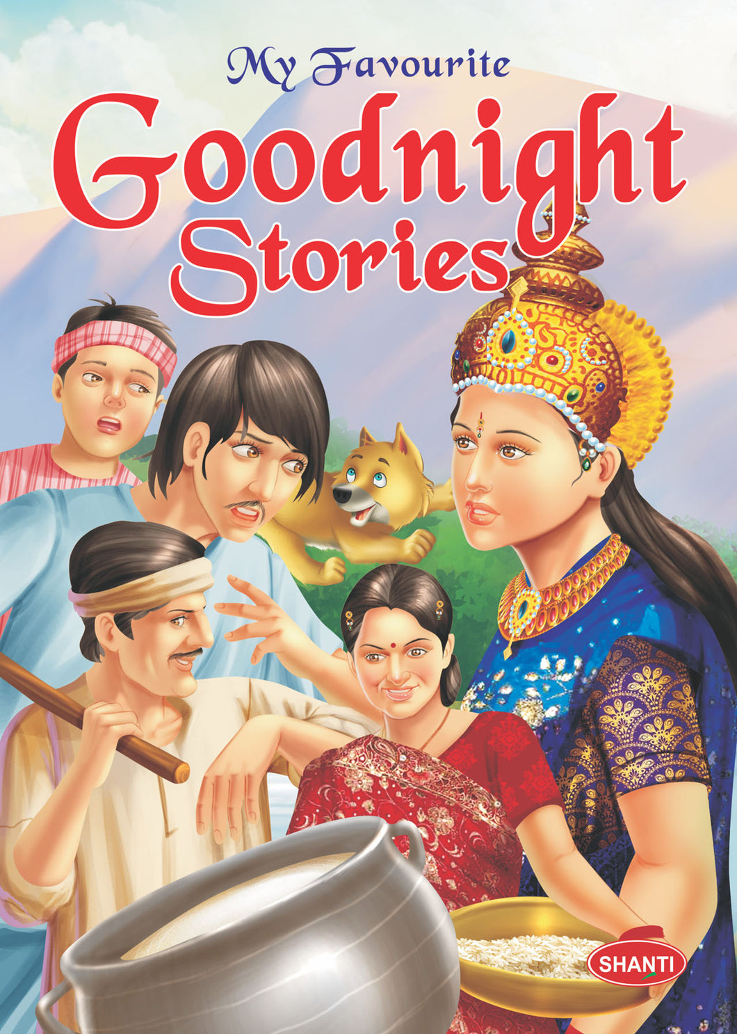 Story Book for Kids-My Favorite Goodnight Stories (English)-3