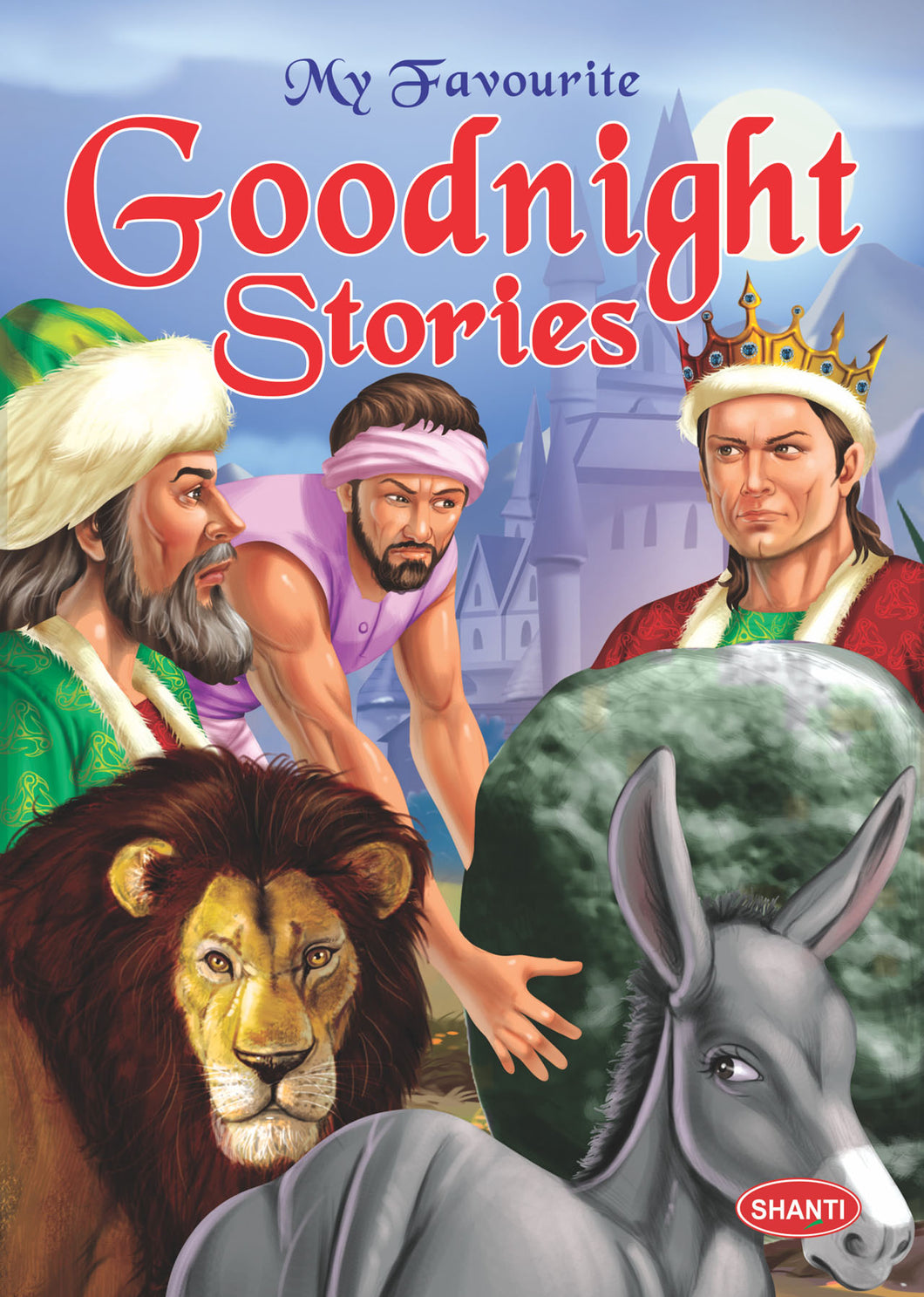 Story Book for Kids-My Favorite Goodnight Stories (English)-4