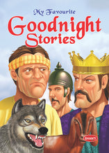Story Book for Kids-My Favorite Goodnight Stories (English)-5