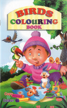 Colouring Books for Kids - Birds Colouring Book
