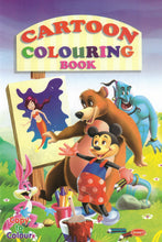 Colouring Books for Kids - Cartoon Colouring Book