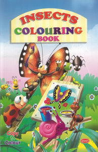 Colouring Books for Kids - Insects Colouring Book