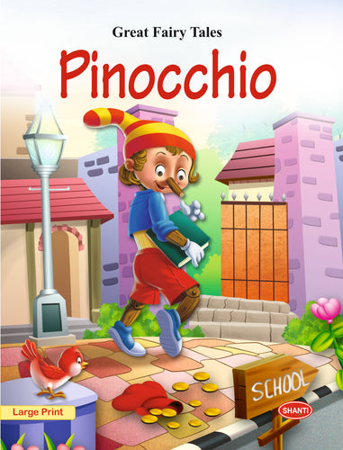 Fairy Tales for Kids-Great Fairy Tales - Pinocchio