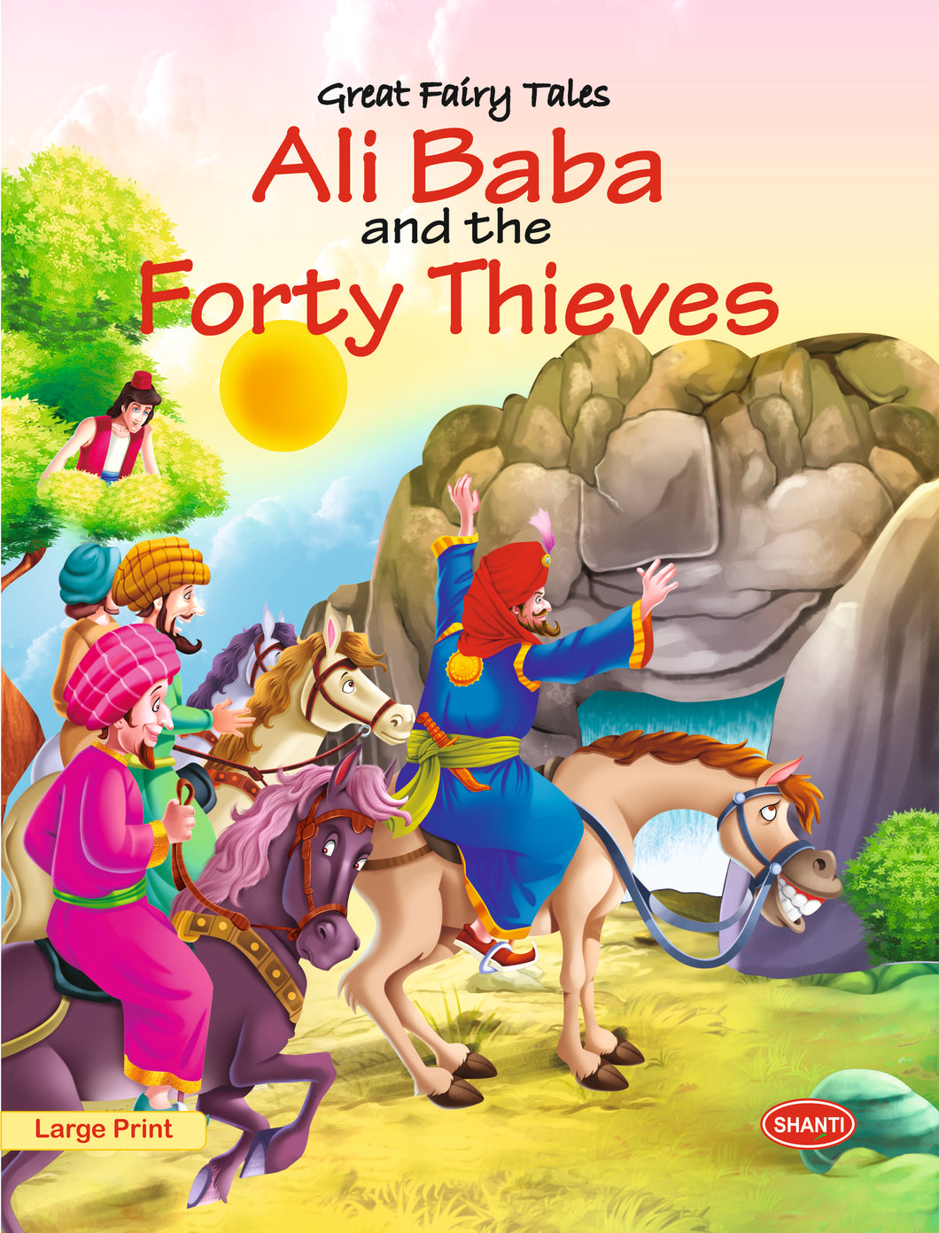 Fairy Tales for Kids-Great Fairy Tales - Ali Baba and the Forty Thieves