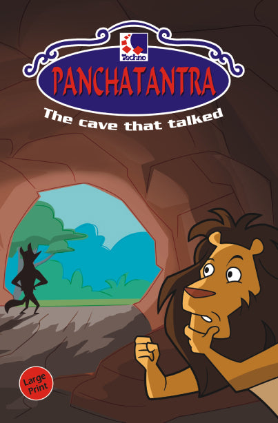 Panchatantra Story Books -  THE CAVE THAT TALKED