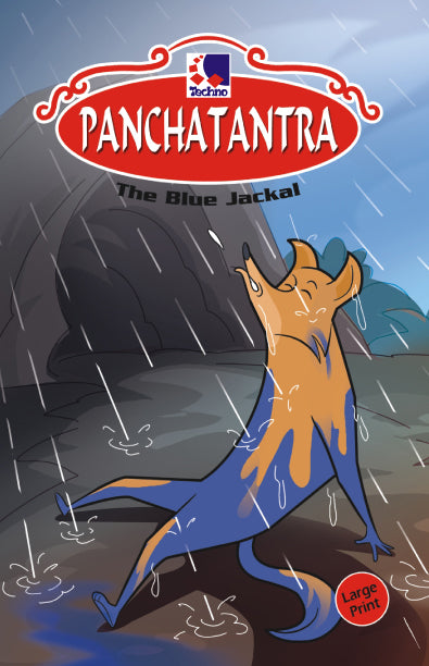 Panchatantra Story Books -  THE BLUE JACKAL