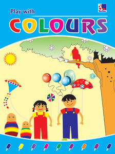 Colouring Book for Kids - PLAY WITH COLOURS-3