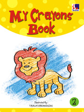 Colouring Book for Kids - MY CRAYONS BOOK-2