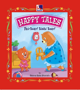 HAPPY TALES  - FAIR BEAR! BIMBI BEAR!