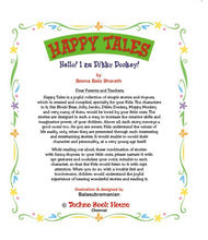 HAPPY TALES - HELLO! I AM DIKKU DONKEY!