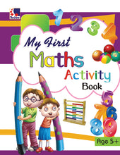 Activity Book for Kids - Maths Activities for 5+