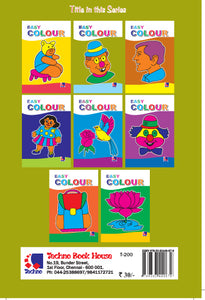 Colouring Book for Kids - EASY COLOUR BOOK-3
