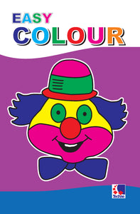 Colouring Book for Kids - EASY COLOUR BOOK-6