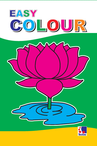 Colouring Book for Kids - EASY COLOUR BOOK-7