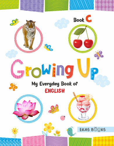 English Activity Books for 5 Years Old